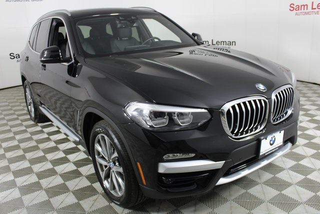 Certified Pre-Owned 2018 BMW X3 xDrive30i