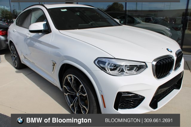 New 2020 BMW X4 M EXECUTIVE PK