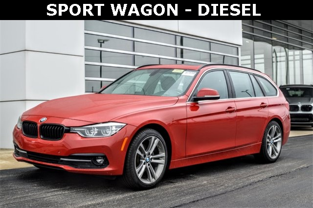 Pre-Owned 2017 BMW 3 Series 328d xDrive