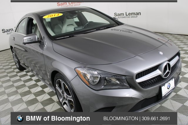 Mercedes Benz Cla >> Pre Owned 2014 Mercedes Benz Cla Cla 250 Fwd Coupe